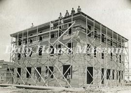 Construction of a Three-Storey Building