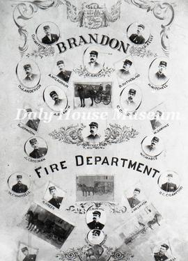 Brandon Fire Department, 1897