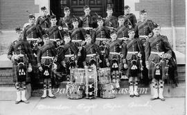 Brandon Boys Pipe Band