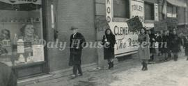A.E. McKenzie Co. Staff on Strike