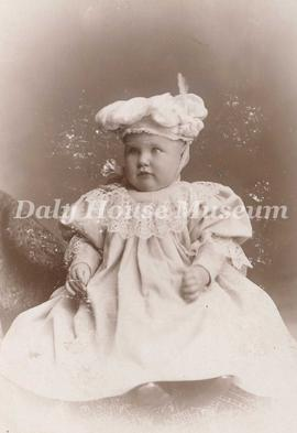 Portrait of an Unidentified Baby