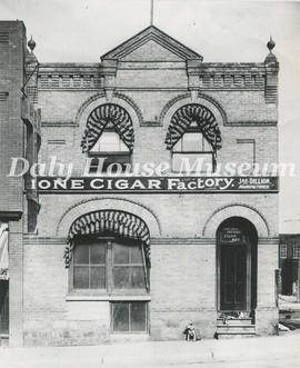 Ione Cigar Factory