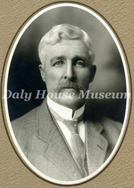 Mayor Dr. John S. McDiarmid