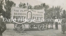 Purity Flour Parade Float