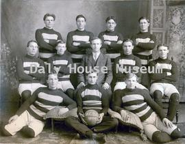 Wheat City Business College Football Team – 1908