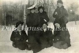 Group of Unidentified Women