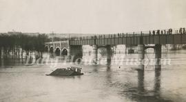 18th Street Bridge - 1923 Flood