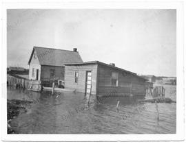 Flooded Buildings in the Brandon Flats
