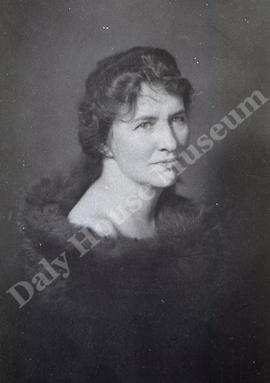Woman's Portrait (Nettie B. Jordan?)