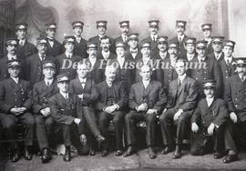 Brandon Street Railway Staff c.1914