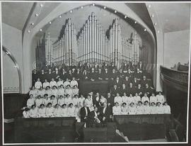 "Brandon Choral Association, Brandon, Manitoba - The ""Messiah"" - 1914"