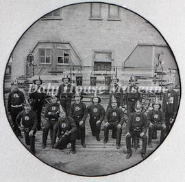 Brandon Volunteer Fire Brigade, 1884