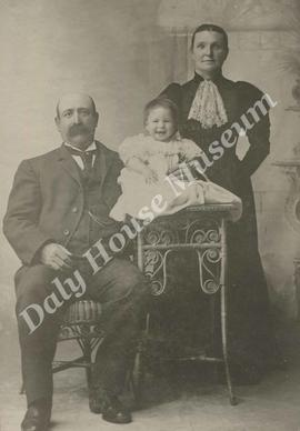 Joseph and Mary (Bottom) Birtles Family