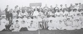 Brandon Lawn Tennis Club Tea 1906