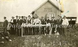 Brandon Gun Club c.1910