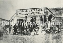 Coombs & Stewart Dry Goods Store