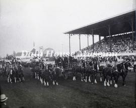 Grandstand at Summer Fair Grounds, 1913