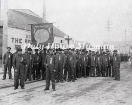 Brotherhood of Locomotive Firemen and Enginemen, Wheat City Lodge #464