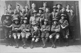 Boys Scouts Group – 1922