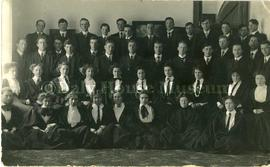 Brandon College Academic Class of 1912