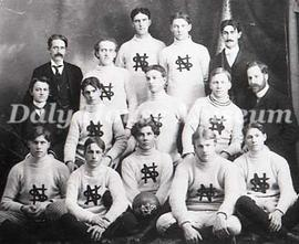 Unidentified Nova Scotia Football Team c.1904