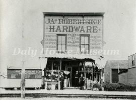 Jas. Robertson & Co. Hardware