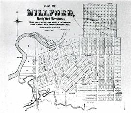 Plan of Millford, North West Territories