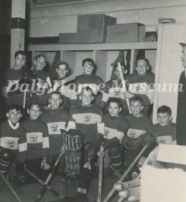 Park School Hockey Team