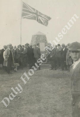 Brandon House No. 2  Cairn Dedication