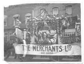 The Merchants Ltd. Dry Goods Parade Float