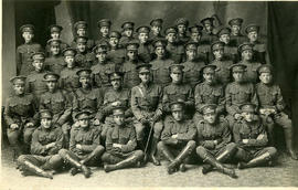 World War I soldiers (including Robert Robinson)