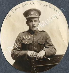 Pte. Campbell Matheson