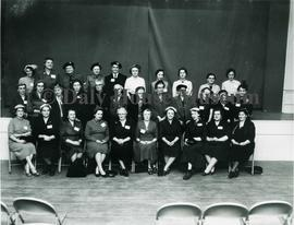 Brandon Council of Women Group Photograph