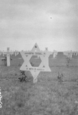 World War II cemetery overseas 1