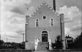 Moose Jaw Synagogue completed in 1927 1