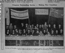 Congress Conference of War Orphans, Calgary 1