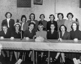 Lady workers at Golden Age Club 1