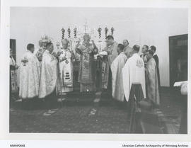 Consecration of Bishop Maxim Hermaniuk, CSsR
