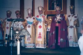 Hierarchs at B. Pasichny Ordination