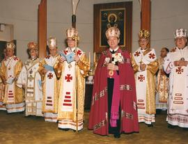 Hierarchs at Cornelius Pasichny's Ordination