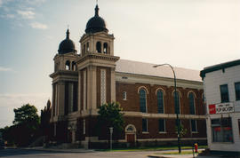 Exterior of Winnipeg Cathedral