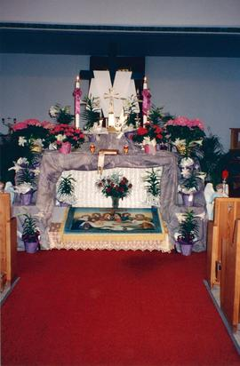 St. John Church, Winnipeg, Good Friday, 1994