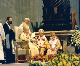 Pope John Paul II, 400th Anniversary of Union of Brest
