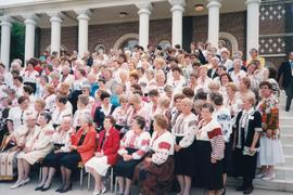 Group photo of ladies at 18th Congress of U.C.C.