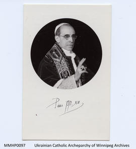 Ordination Card, Rev. Casimir Kucharek