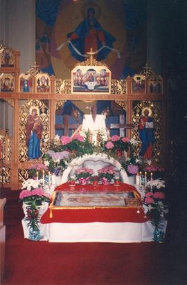 Blessed Virgin Mary Church, Winnipeg, Good Friday, 1994