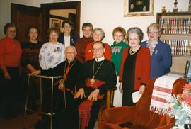 Group photo of UCWLC Carollers