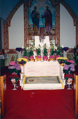 Sts. Peter and Paul, Winnipeg, Good Friday, 1994