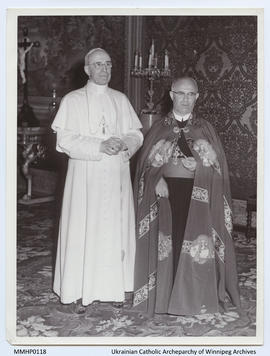Pope Pius XII and Metropolitan Maxim