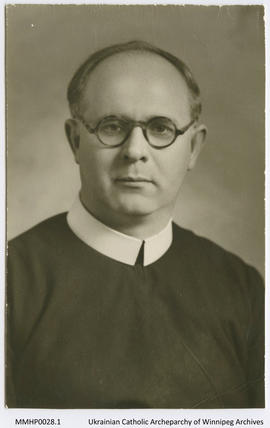 Reverend Maxim Hermaniuk